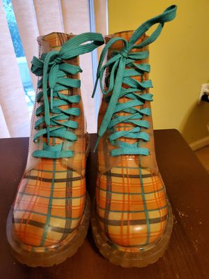 Colorful Rain Boots! Size 7! for Sale in Homestead, FL