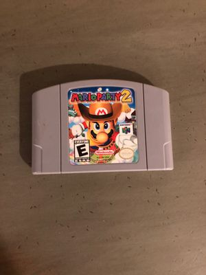 Mario Party 2 for Sale in FX STATION, VA