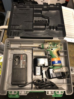 Hitachi impact drill for Sale in Pinellas Park, FL