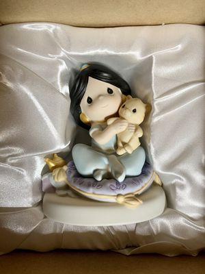 "Disney NIB Precious Moments Jasmine ""You make all my wishes come true"" 730012 for Sale in Houston, TX"