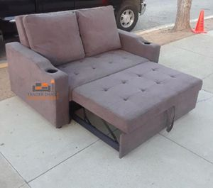 Brand new sleeper sofa/futon (sofa with pullout bed) for Sale in Silver Spring, MD
