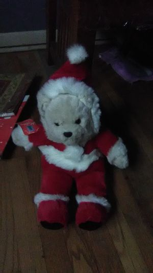 Santa bear for Sale in TN, US