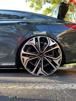 19 inch wheels/rims for Sale in New Port Richey, FL
