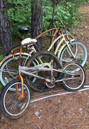 Bicycles For Sale Or Trade ! for Sale in Verbena, AL