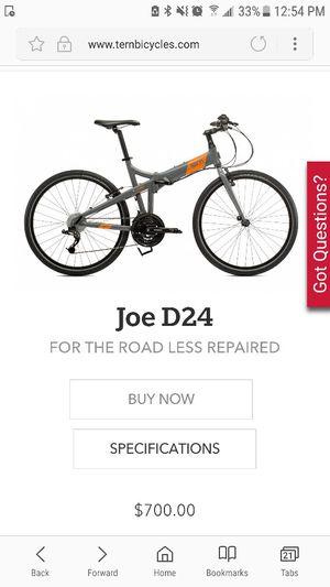JoeD24 for Sale in Beltsville, MD