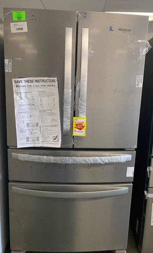 Whirlpool Refrigerator!! 4 drawer French door!! Brand new with Warranty!! WRX735SDHZ AP5L for Sale in Houston, TX