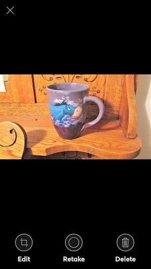 Disney Mug Cup Eyore from Winnie the Pooh for Sale in Lynchburg, VA