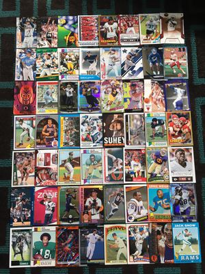 Sports cards clearance lot. Football baseball basketball cards for Sale in San Jose, CA