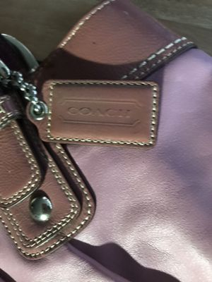 2 bags .. Guess and Coach bag!! for Sale in Carson, CA