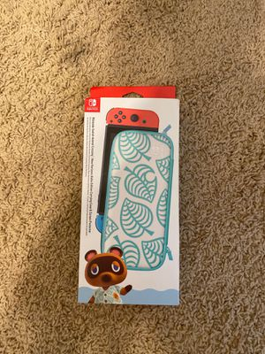 Nintendo Switch Animal Crossing Limited Edition Case for Sale in Frisco, TX