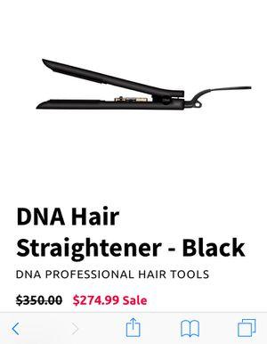 DNA Hair Straightener - Black for Sale in Tampa, FL