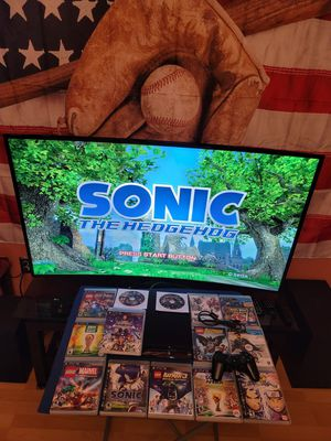PS3 Slim 320GB with 16 Games for Sale in Miami, FL