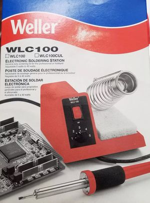Weller WLC100 is a 120 V soldering station. for Sale in Orlando, FL