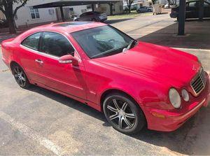 2000 Mercedes Benz CLK320 for Sale in Clyde, TX