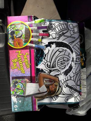 New sequin messenger bag for Sale in Phoenix, AZ