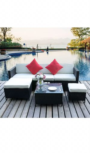 Outdoor furniture, patio sectional, patio furniture, outdoor sectional for Sale in Maricopa, AZ