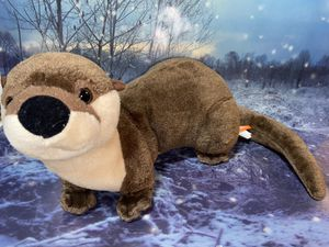 """Wild Republic Brown Otter 18"""" Plush toy for Sale in Bellflower, CA"""