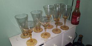 Really old antique glass set for Sale in Versailles, MO
