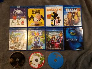 11 Blu-ray Movies for Sale in Springfield, VA