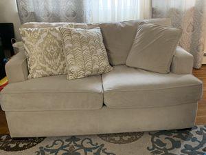 Sofa (microfiber from Macys) for Sale in Secaucus, NJ
