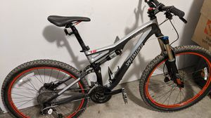 Specialized Stumpjumper full suspension hydraulic brakes mountain bike for Sale in San Diego, CA