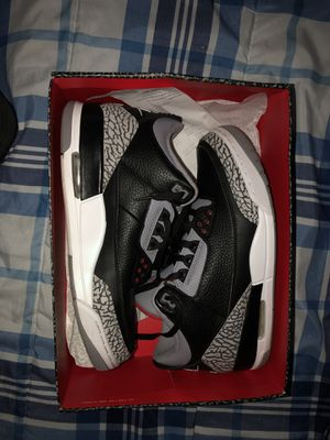 Retro Jordan Cement 3s for Sale in St. Louis, MO