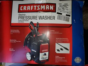 Electric pressure washer for Sale in Malden, MA