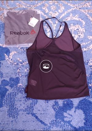 Reebok woman's workout shirt size small for Sale in Boston, MA