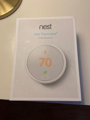 Nest Thermostat E for Sale in Washington, DC
