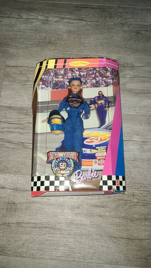50th Anniversary Nascar Barbie for Sale in San Diego, CA