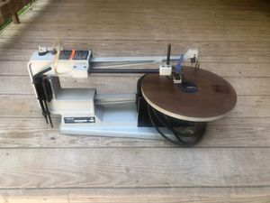 Delta Scroll Saw model SS200 for Sale in Brazil, IN