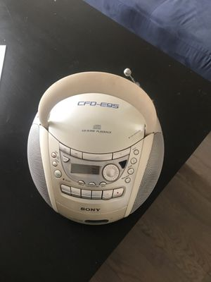 CD player and CDs for Sale in Denver, CO