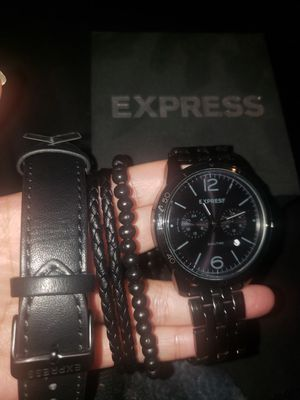 Men Express watch set for Sale in Stockton, CA
