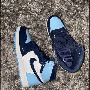 Men's 6.5 = Women's 8 Nike Air Jordan 1 Blue Chill NO BOX! for Sale in Murfreesboro, TN