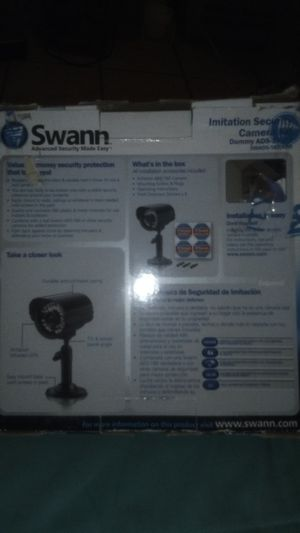 Swann camera kit security for Sale in Phoenix, AZ