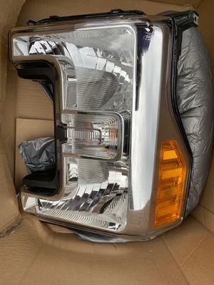 2017 Super Duty F250 F 350 OEM Ford RH Headlamp for Sale in McDonough, GA