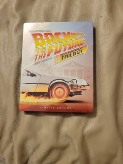 Back To The Future Trilogy for Sale in San Diego,  CA