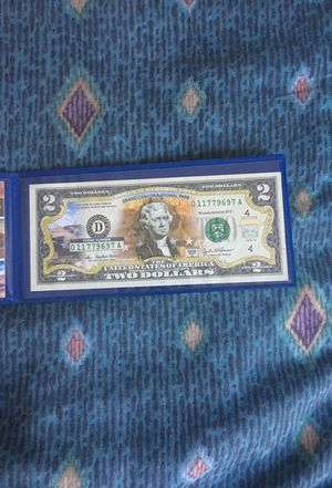 2 Dollar Bill for Sale in Cleveland, OH