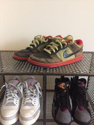 Nike SB Asparagus sz 10 for Sale in Washington, DC