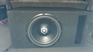 """Soundqubed HDC4-15 """" dual 2 ohm for Sale in Ontario, CA"""