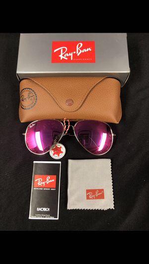 Pink aviator sunglasses for Sale in Eureka, MO