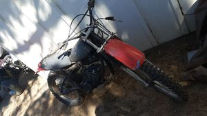 1980 yamaha 125 2 stroke for Sale in Ramona, CA