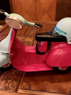 Scooter For 12 Inch Doll for Sale in Pompano Beach,  FL