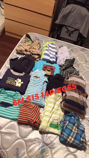 Boys 6m lot clothes still $15 for Sale in Leeds, AL