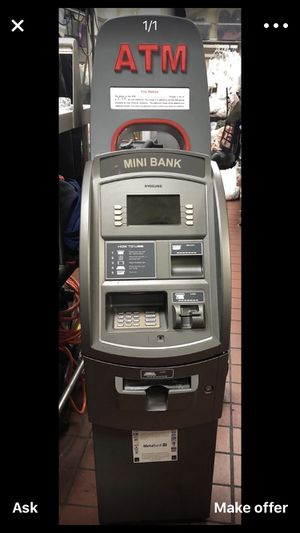 ATM ideal for Your Store for Sale in Miami, FL