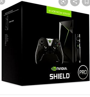 Nvidia shield pro 4k streaming for Sale in Collegeville, PA