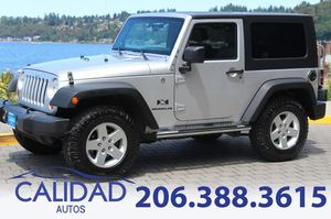 2009 Jeep Wrangler for Sale in Burien, WA