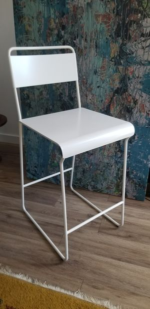 West Elm Bent Metal Bar Stools for Sale in Portland, OR