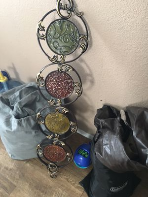 Miscellaneous household metal decor and wall art for Sale in Tomball, TX
