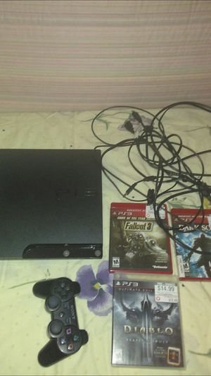 PS3 with fifa. For 35$ for Sale in Lake Worth, FL